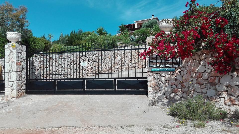 Eden entrance