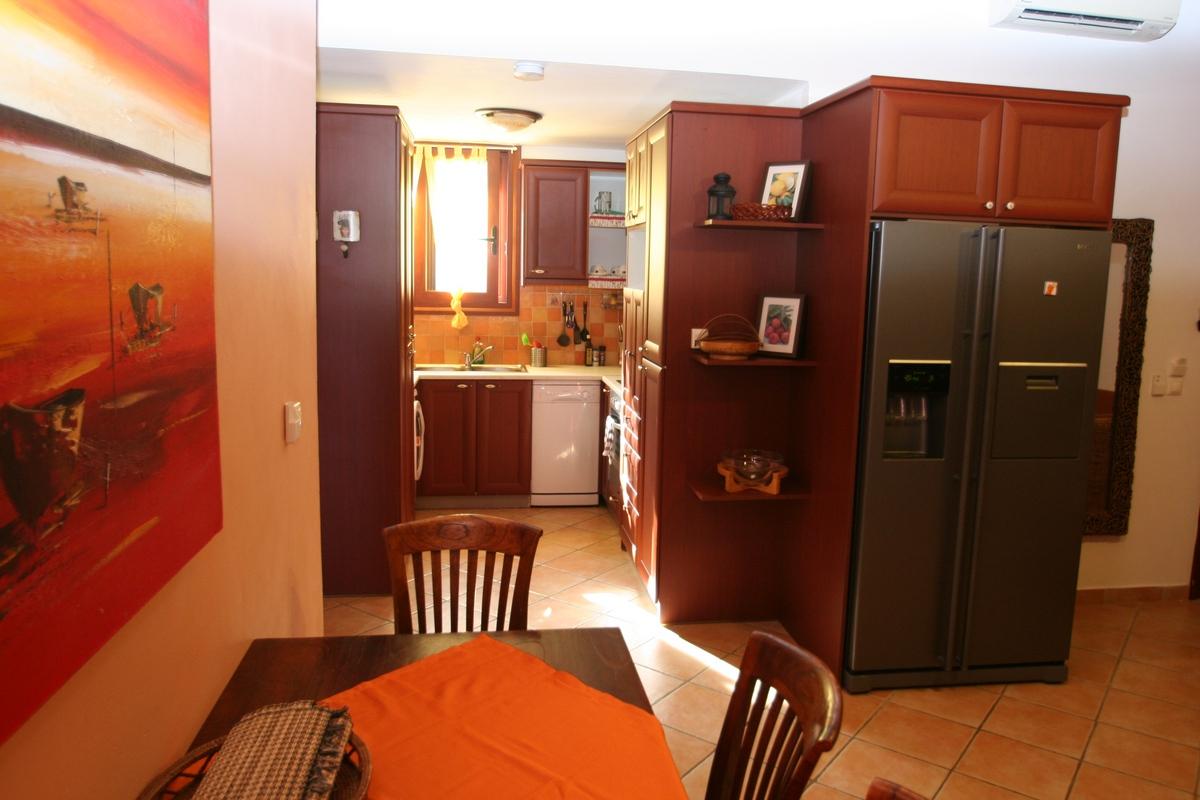 villa EVA 1st floor living kitchen