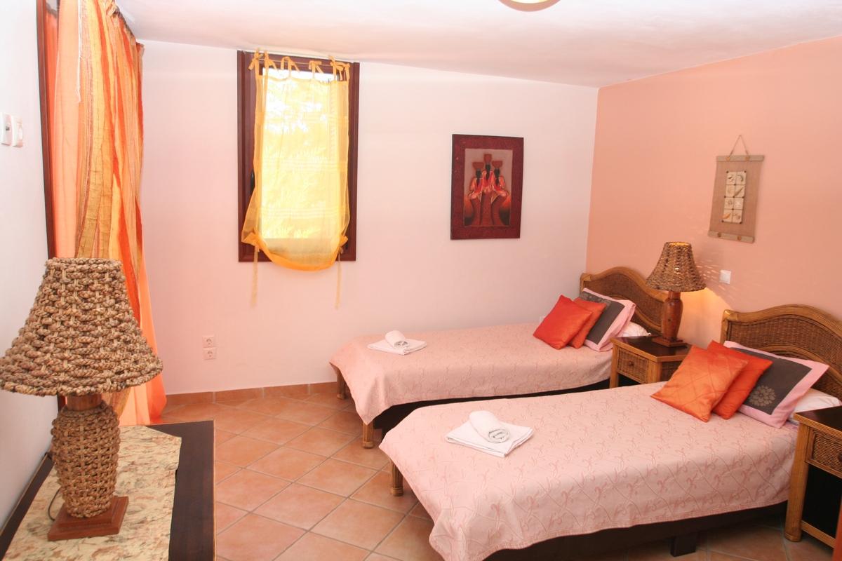 villa Eva 1st floor bedroom