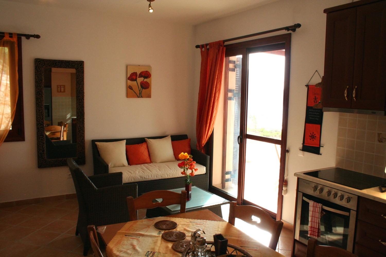 Villa Adam living room