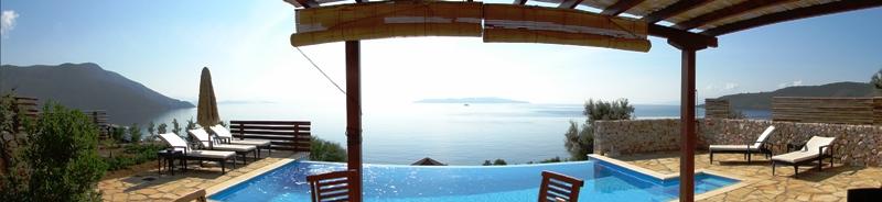 Villa Adam sea view