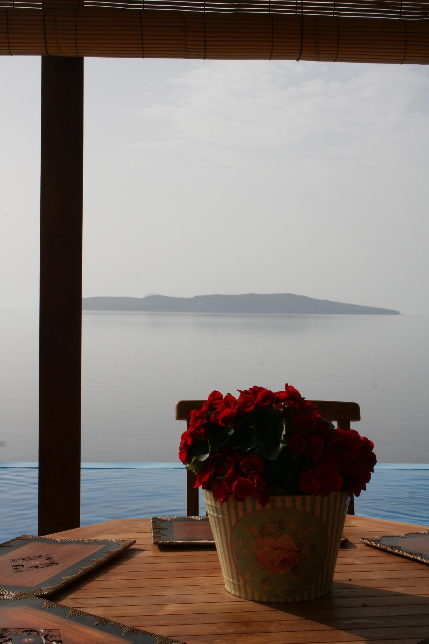 Villa Adam view