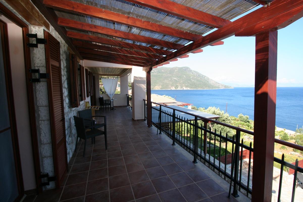 Rising Sun 1st floor veranda