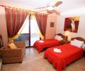 Rising Sun ground bedroom