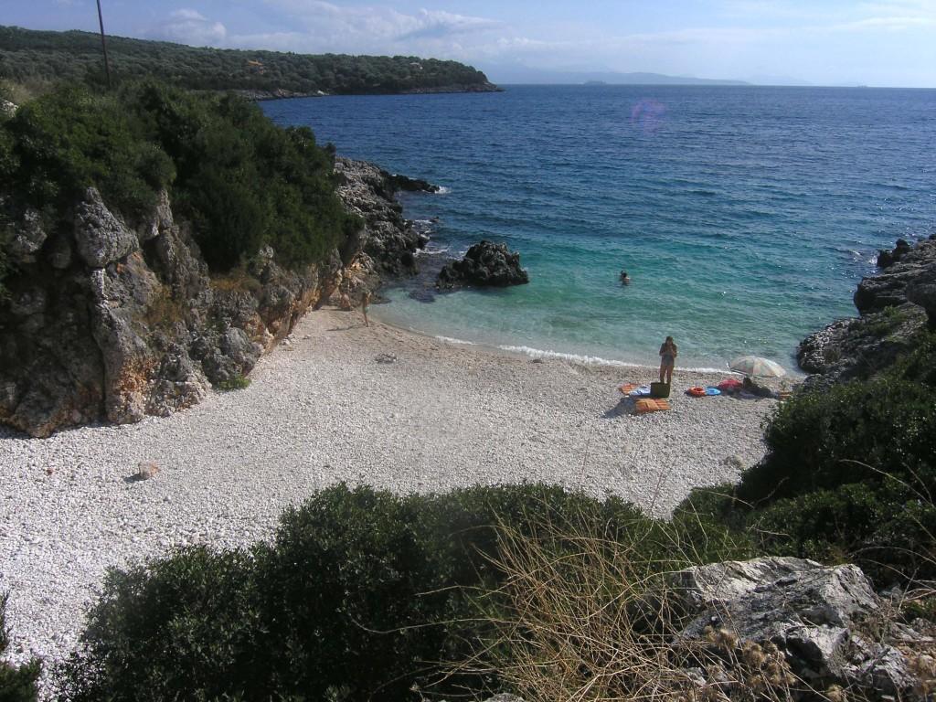 Little beach 3km from Eden