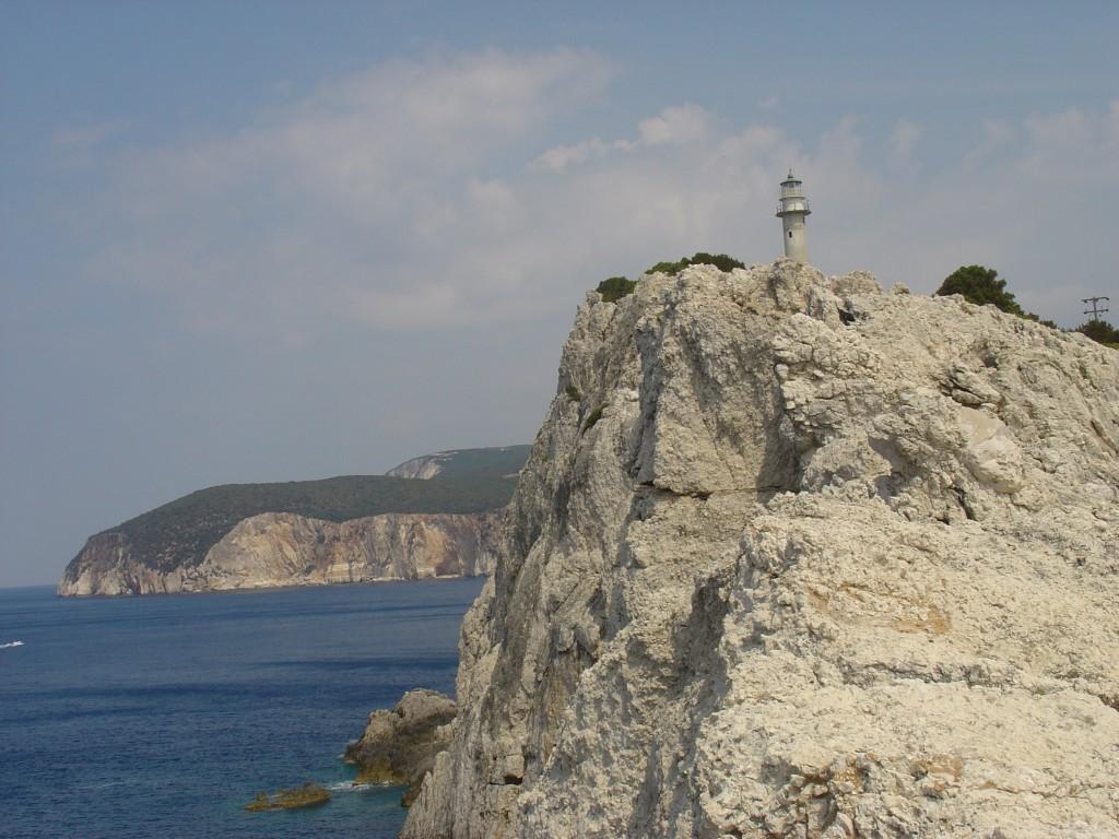 Sapho´s lighthouse