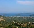 Nidri and Scorpios island