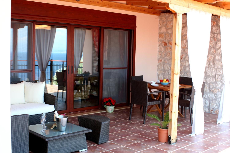 Villa Eva 2bd floor terrace
