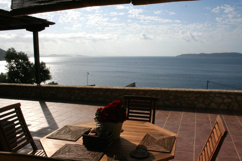 House of the rising sun terrace
